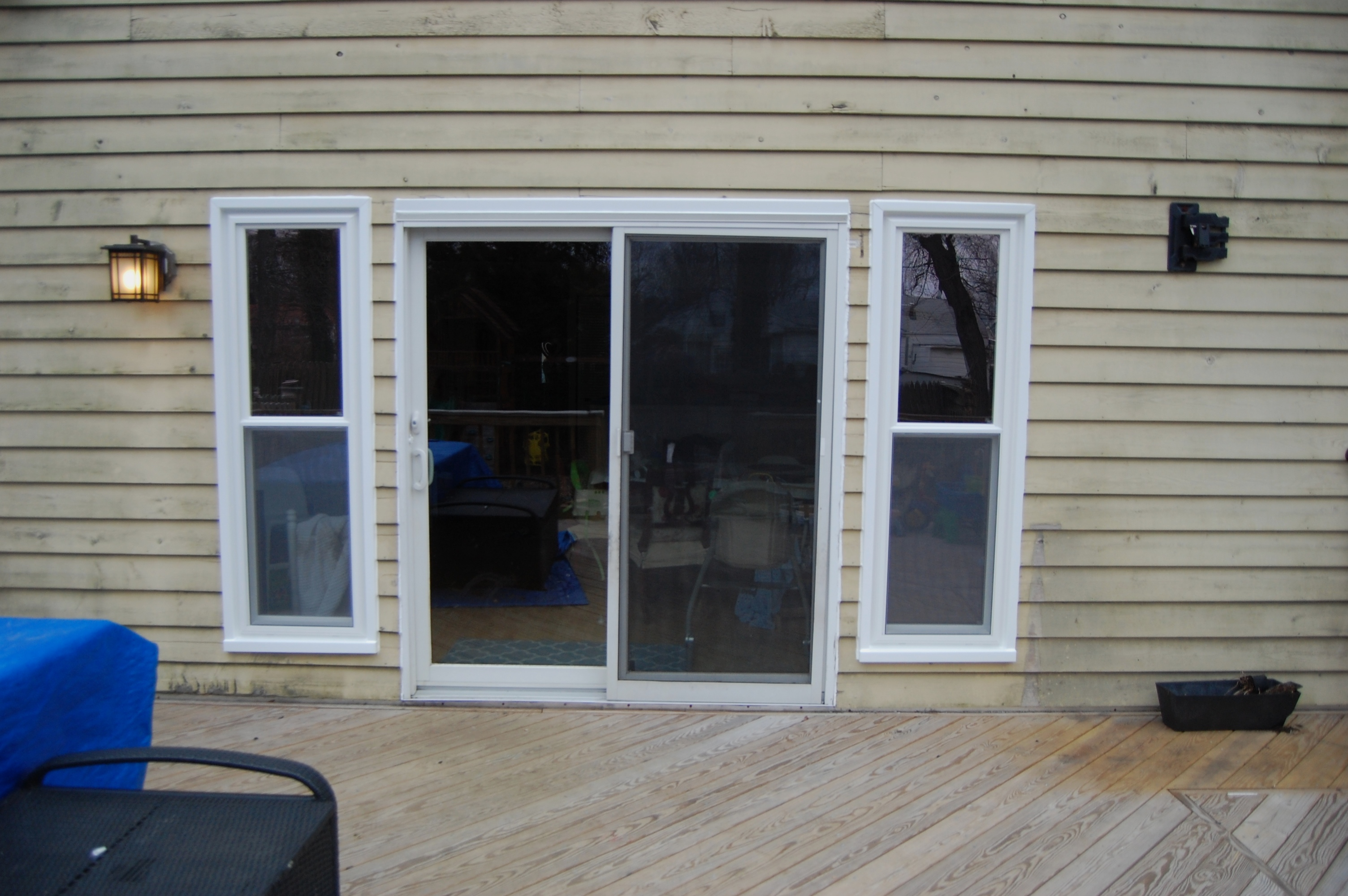 New Patio Sliding Door
