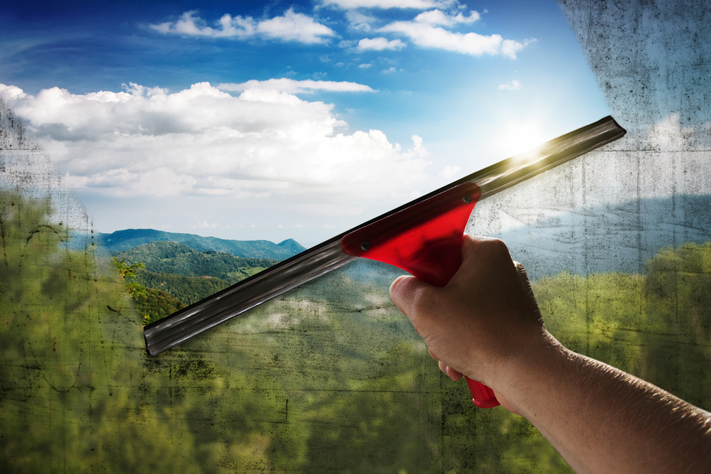 Spring cleaning the best way to clean windows thompson - Best way to clean windows ...