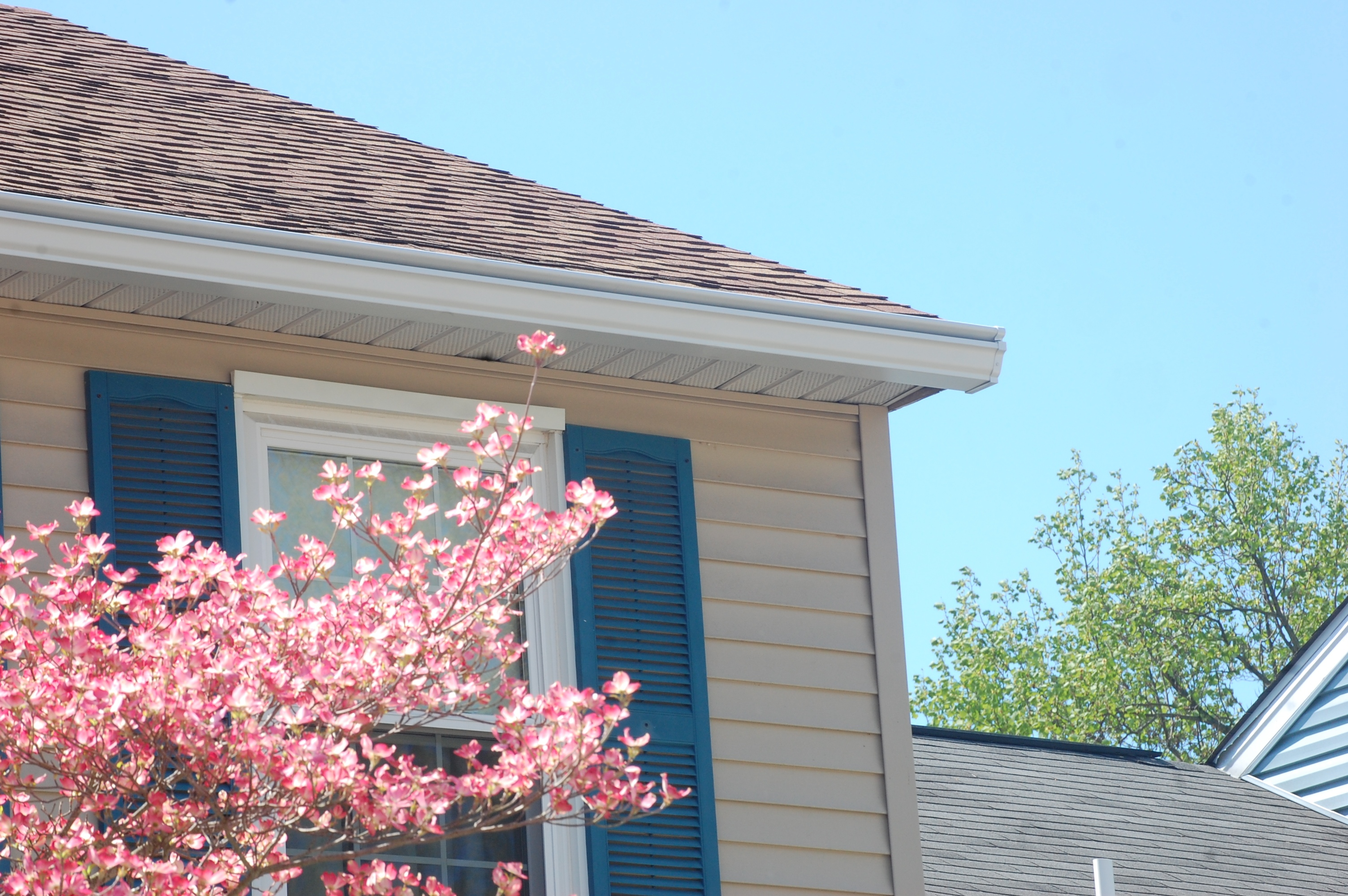 Before After Gutters Thompson Creek Window Company