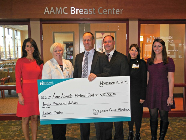Thompson Creek AAMC Donation