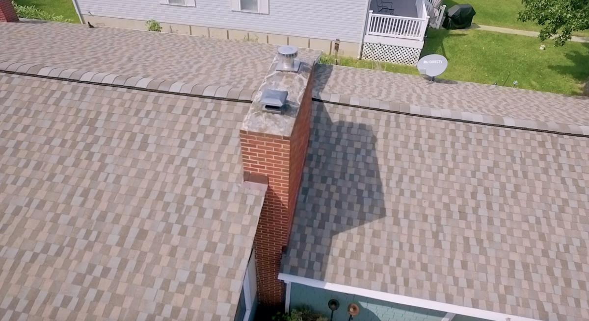 Thompson Creek roof replacement - project complete