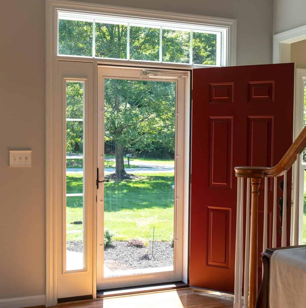 Home Storm Door