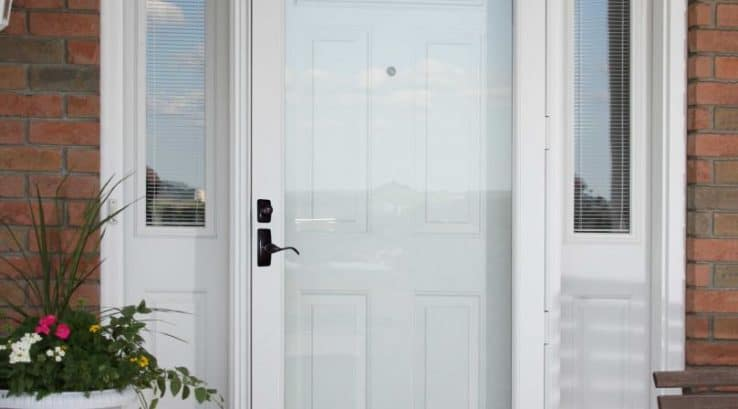 Storm Doors Add an Extra Layer of Winter Protection