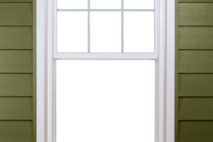 double hung exterior no screen