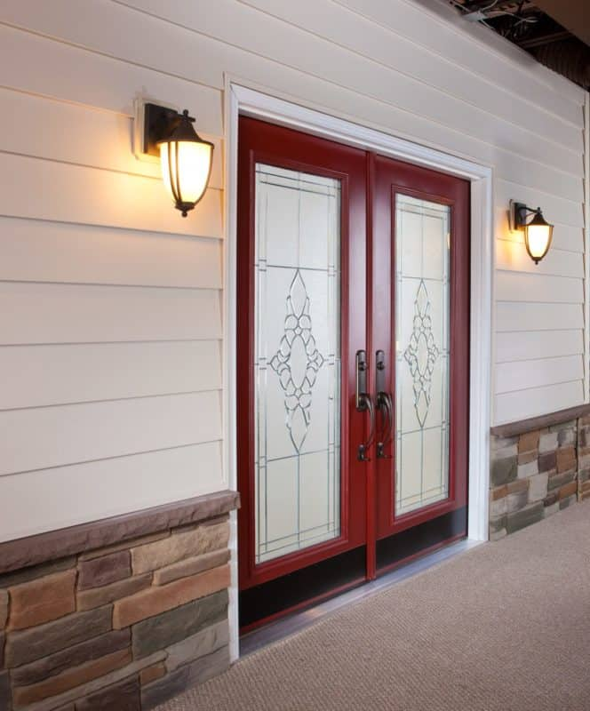 Steel Or Fiberglass Doors