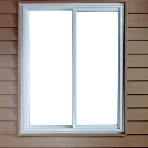 slider window exterior closed no screen