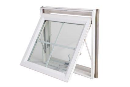 awning windows and hopper windows