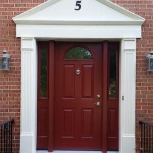 front entry door interior-2