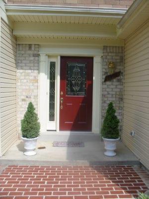 front entry door-2