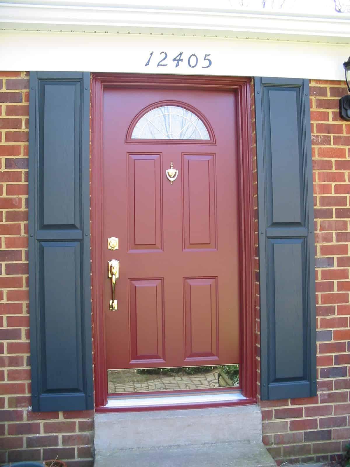 Front Door Colors Front Door Color Meaning