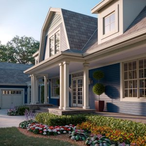 mastic dutch colonial siding