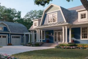 siding plygem dutch colonial overall