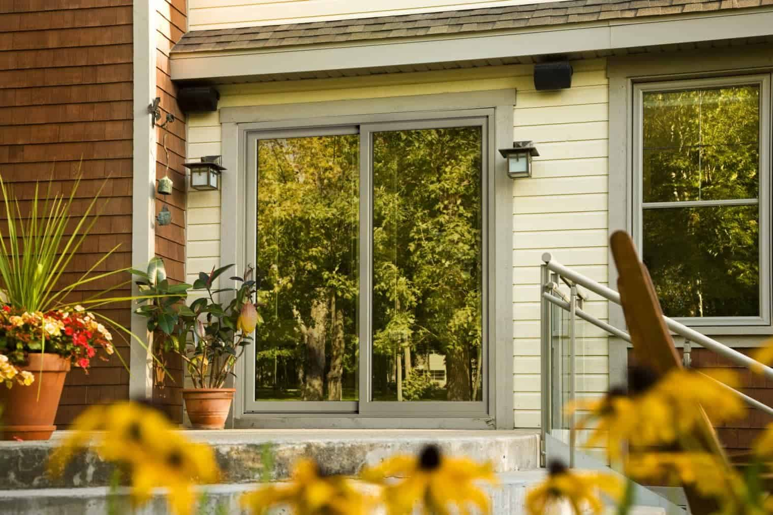 Get Your Sliding Patio Doors Spring Ready Thompson Creek
