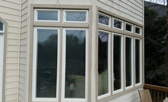 Vinyl Home Amp House Replacement Windows Md Dc Va