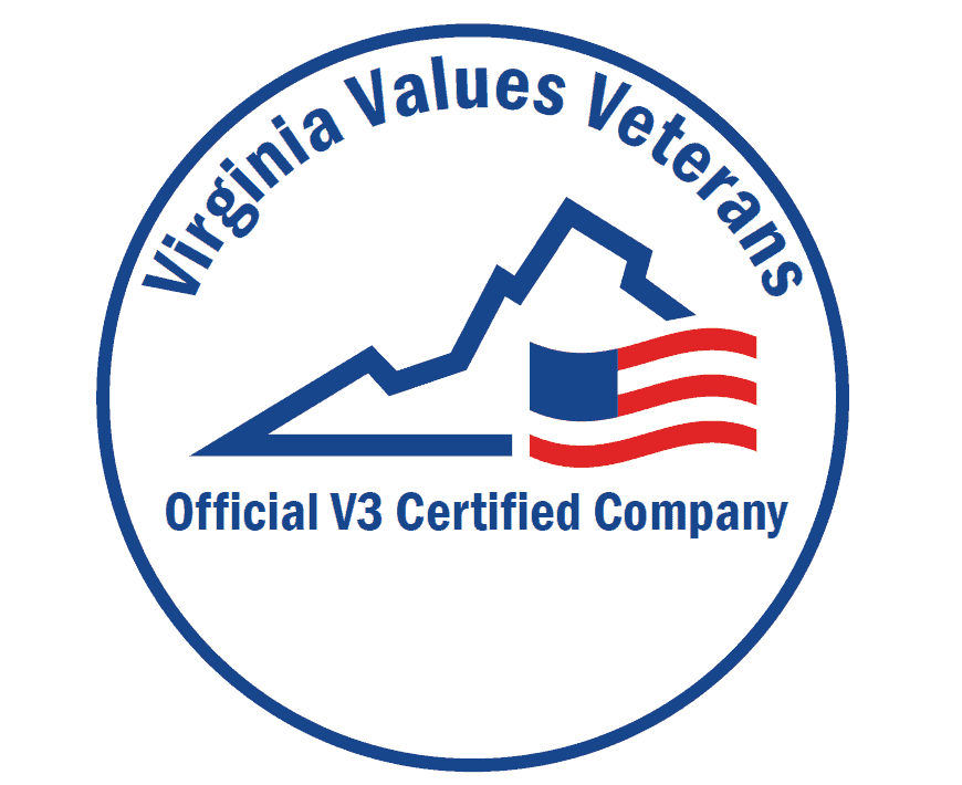 Virginia Values Veterans Seal
