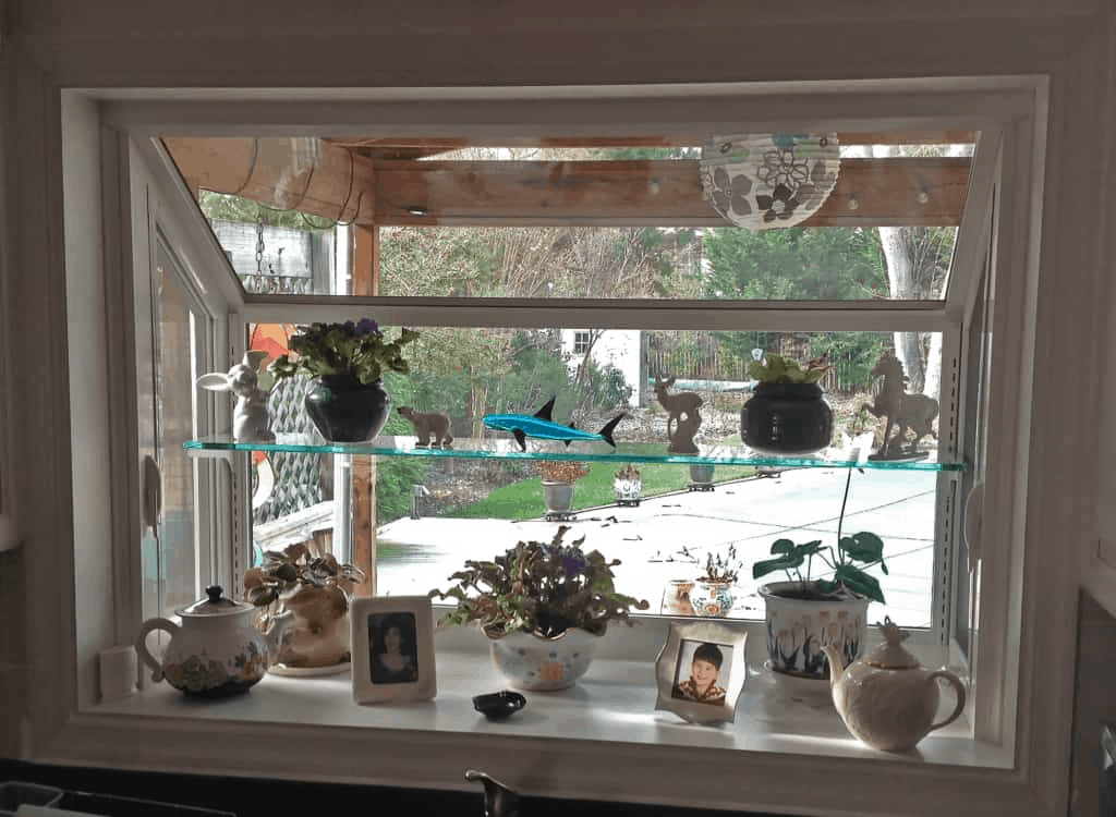 Garden Window Replacement