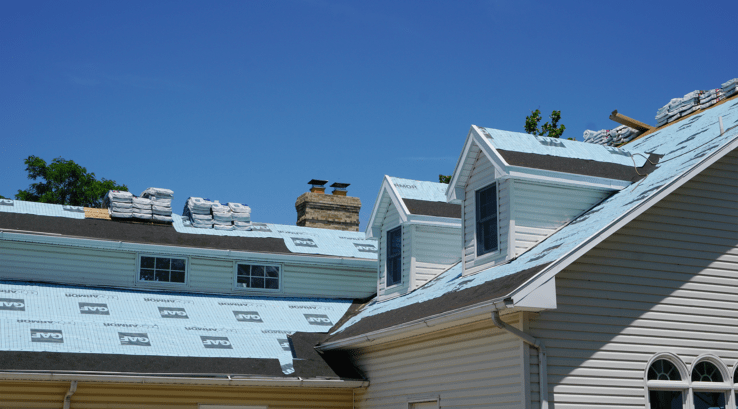 Why Choosing the Right Roof for Your Home Starts with the Roofing Underlayment
