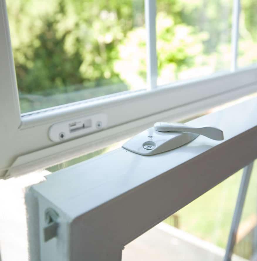 NEW window lock