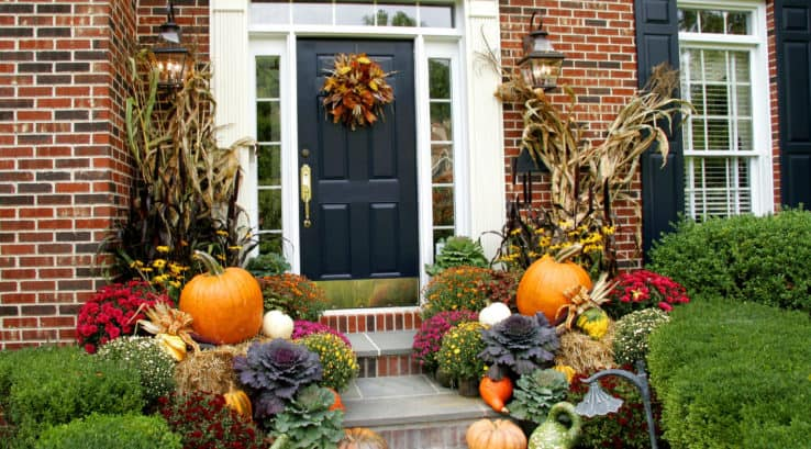 Is Your Front Door a Trick or a Treat This Halloween