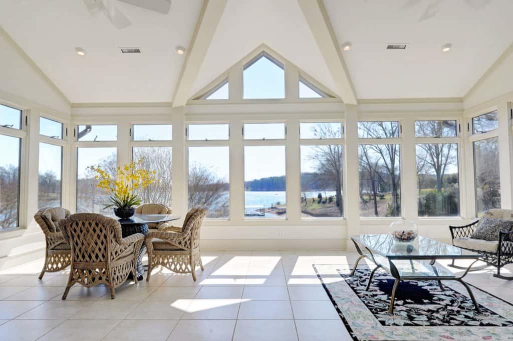windows doe sun room