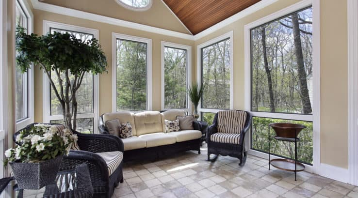 How to Find Windows for Sunrooms
