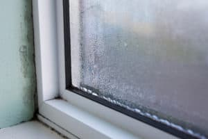 house window condensation