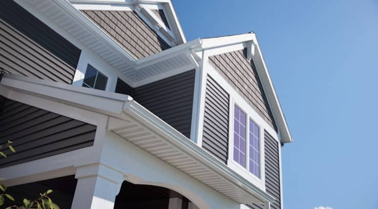 Different Types of Siding for Today's Homes
