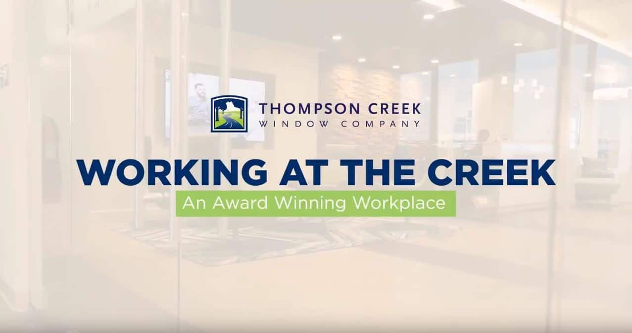 Working at Thompson Creek