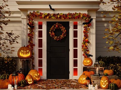 Fall Front Porch Décor Ideas