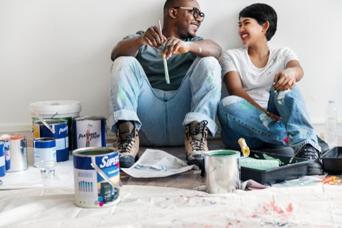 Inexpensive Winter Home Improvement Projects