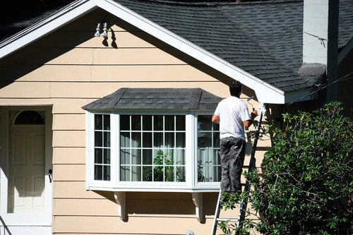 Repaint Your Home's Exterior Before Winter