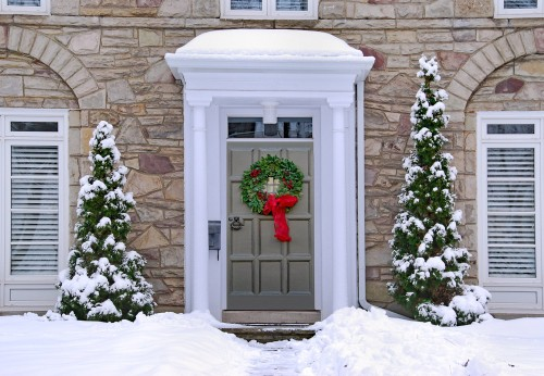 Tips For Winter Curb Appeal Increase Curb Appeal In Winter