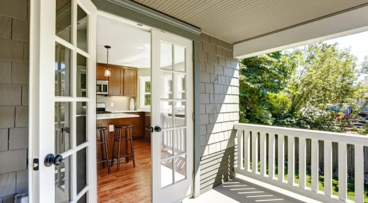 Top Benefits of French Doors