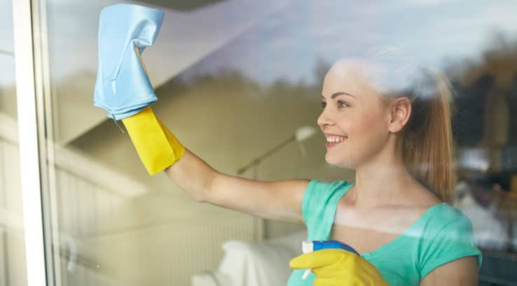 Best Time of Year to Clean Your Windows