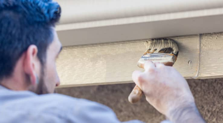 Can You Paint Gutters?