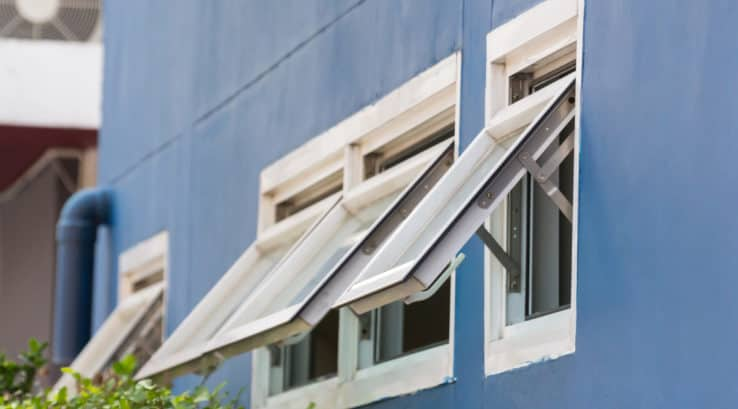 How Do You Clean an Awning Window?