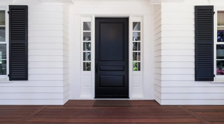 What Are The Different Entry Door Styles?