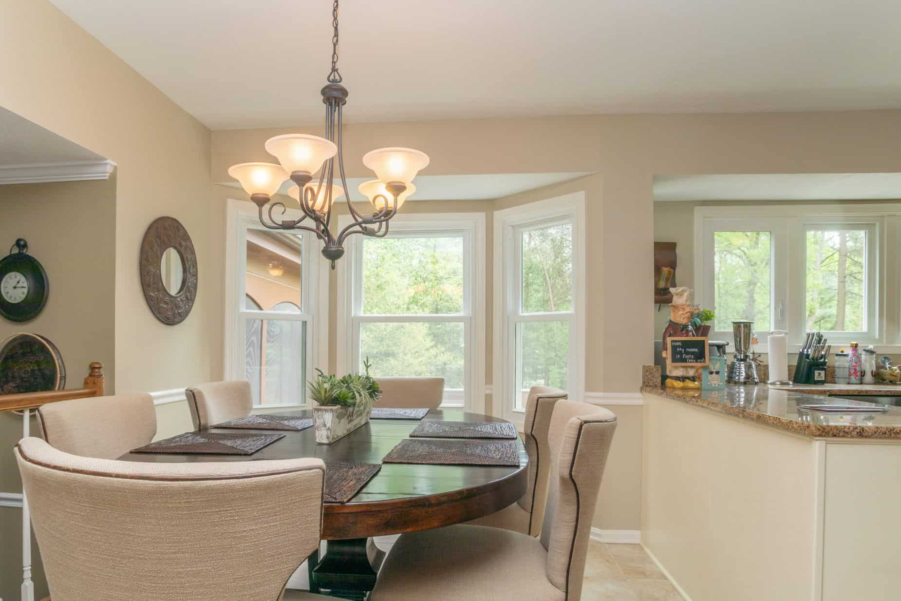 energy efficient windows in kitchen