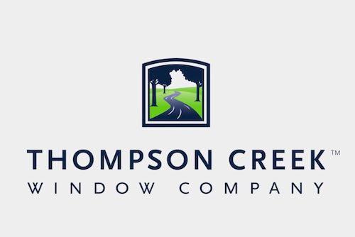 thompson creek logo over white