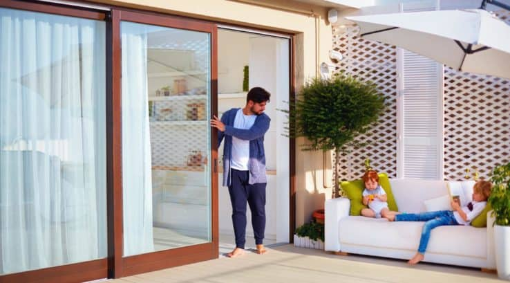 When to Replace Patio Doors
