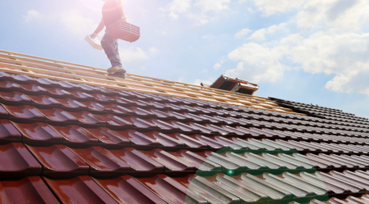 How To Find a Leaky Roof