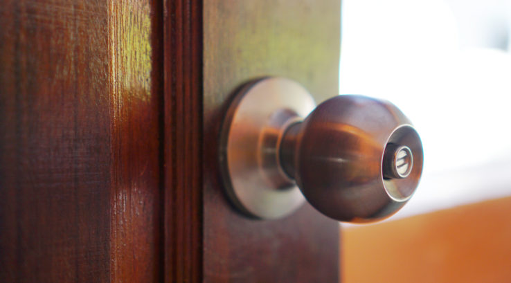 Are Brass Door Knobs Out of Style?