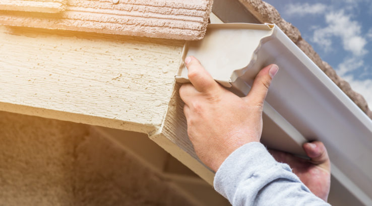 How To Fix a Gutter That is Falling Off