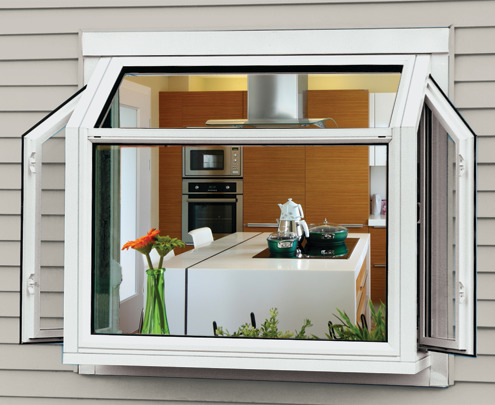 Choosing a Bay or Garden Window For Your Home