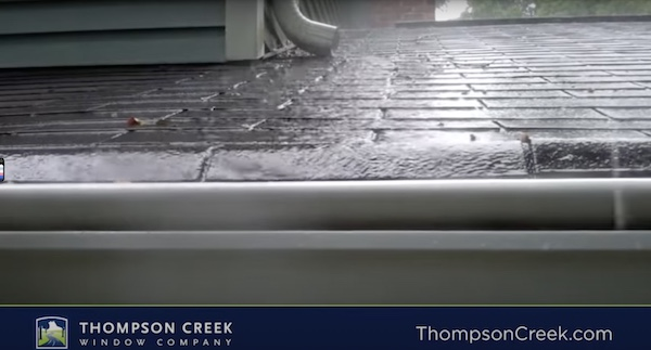 gutters in action thompson creek