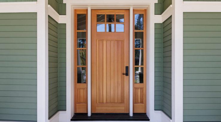 What is Door Trim
