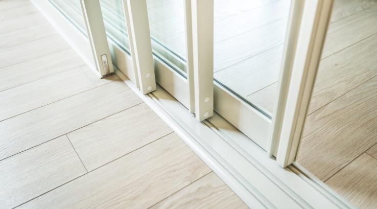 Cleaning Sliding Glass Door Tracks